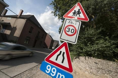 Vlaming wil tijdelijke Zone 30 in schoolomgeving | actua Aymeric | Scoop.it