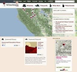 WineMaps Helps Wine Lovers Find Wineries and Wines: An Interview with Ryan Ornelas creator of www.winemaps.com | The Content Wrangler | Vin, blogs, réseaux sociaux, partage, communauté Vinocamp France | Scoop.it