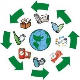 Ambiente, UE: obiettivo riciclo rifiuti al 70% entro il 2030 - Meteo Web | Greeny | Scoop.it