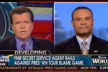 Video: Former Secret Service agent accuses WH of throwing agents under the bus on tour cancellations - Hot Air | Littlebytesnews Current Events | Scoop.it