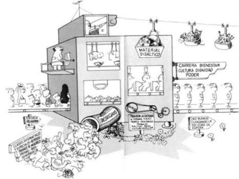 10 Razones por las que la escuela se parece a una fábrica | Linguagem Virtual | Scoop.it