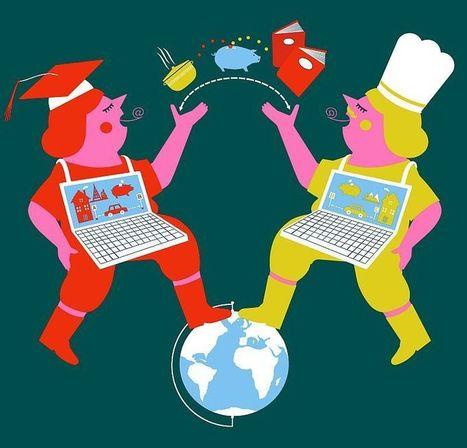 Consommer en gardepartagée   Economie Responsable et Consommation Collaborative   Scoop.it