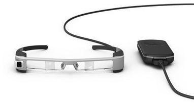 Epson reveals Moverio BT-300 smart glasses | AR - QR | Scoop.it