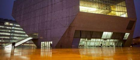 Casa da Música entre as salas mais bonitas do mundo | Arquitetura | Scoop.it