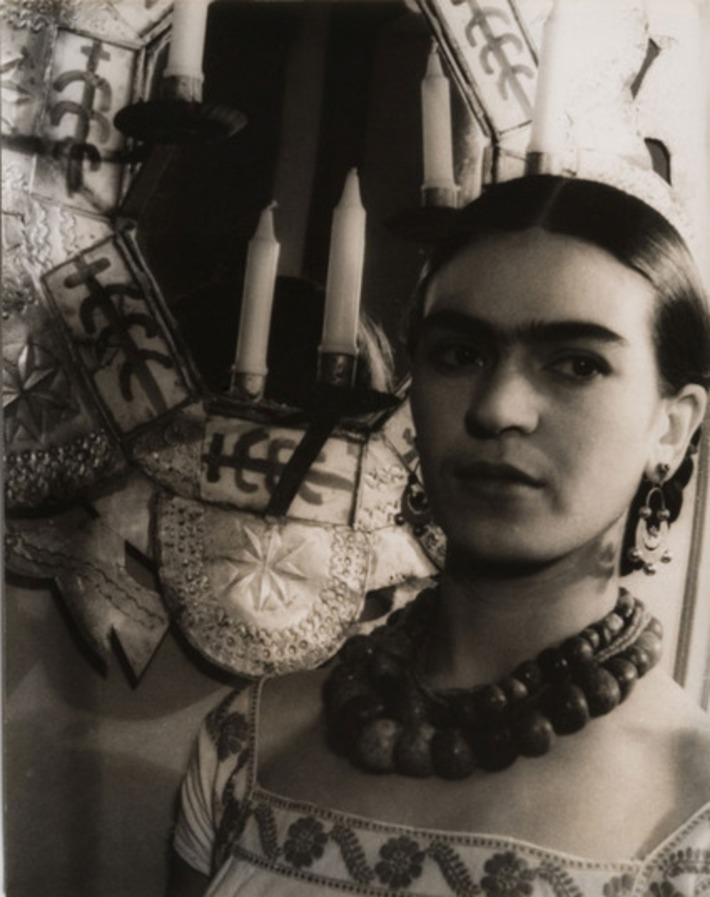 Happy Birthday to Frida Kahlo | Herstory | Scoop.it