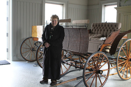 The Carriage Association of America Toured my Stable and Carriage House! - Martha Stewart Blog | The Jurga Report: Horse Health, Welfare, and Care | Scoop.it