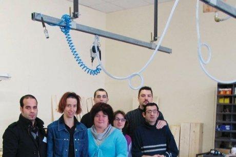 L'entreprise s'adapte aux travailleurs handicapés - SudOuest.fr | prévisions en gestion | Scoop.it