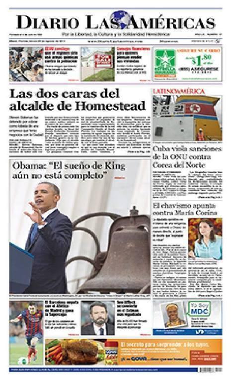 Siete décadas contando la historia de Venezuela - Diario las Américas   historia de venezuela   Scoop.it