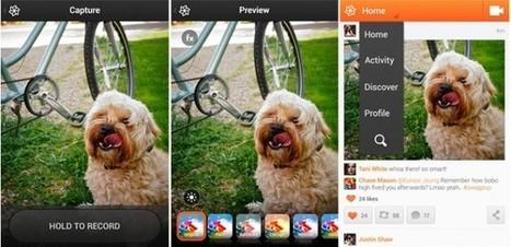 Alternativas a Vine en Android e iOS - Tablet Zona | articulos tecnologia | Scoop.it