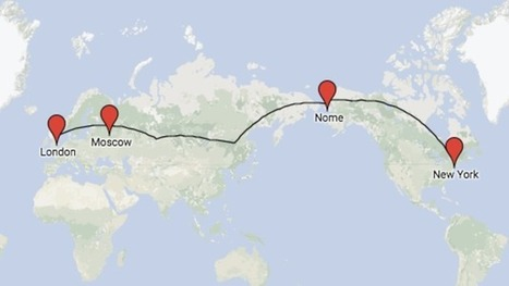 Russian Superhighway Would Link London And New York | fitness, health,news&music | Scoop.it