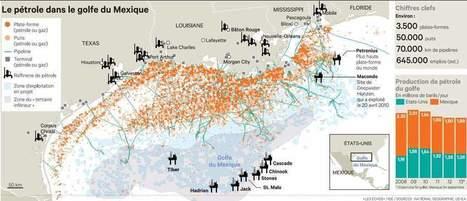 Golfe du Mexique, l'eldorado retrouvé des compagnies pétrolières - Les Échos | Mundoshop | Scoop.it