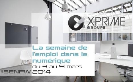 Xprime : « nous recherchons des expertises, pas des diplômes » - Frenchweb.fr | Community Manager & Social Media en France | Scoop.it
