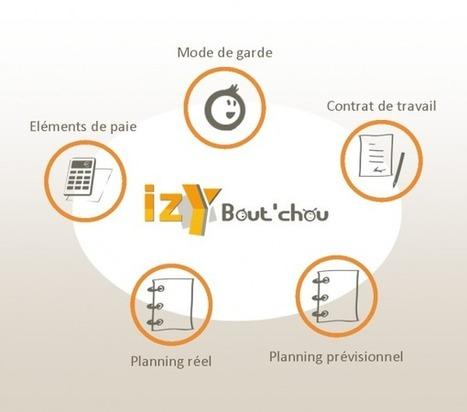 izyBout'chou l'application web pour les assistantes maternelles | Genre, éducation, lgbt, gender studies | Scoop.it