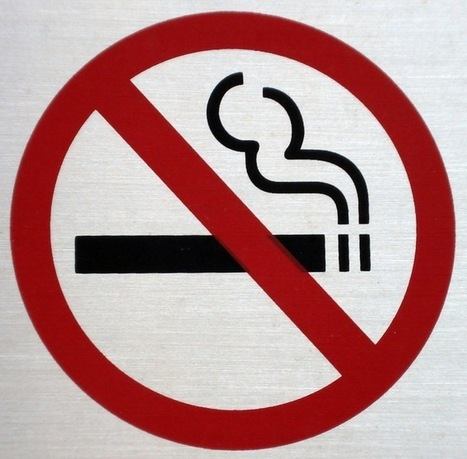 Anti-smoking signs may cause people to reach for cigarettes | Smoking Cessation News | Scoop.it