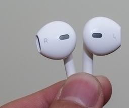 New Apple earphones for iPhone 5   iFilmmaking   Scoop.it