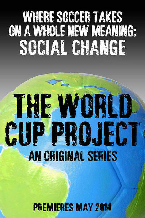 The World Cup Project | Expat in Brazil | Camp in Brazil | Scoop.it