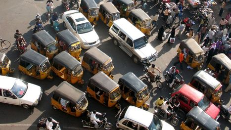 Bad drivers are a good indicator of a corrupt government | Geography Education | Scoop.it