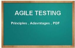 Agile Software Testing methodology , Principles and PDF Tutorial | TestingBrain | Interview Questions And Answers | Scoop.it