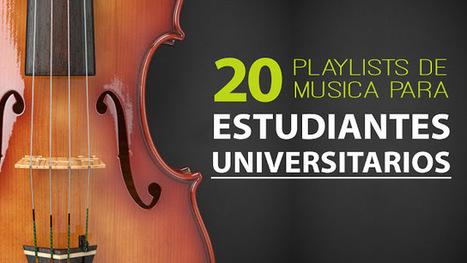 Música relajante para estudiantes universitarios | Educación a Distancia y TIC's | Scoop.it
