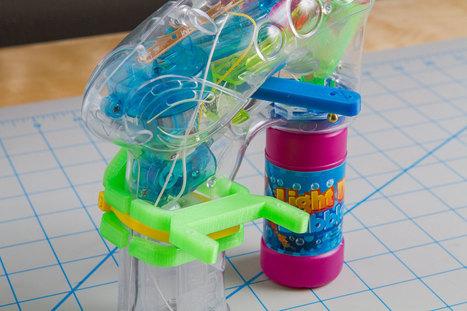 Arduino Bubble Blaster | Arduino, Netduino, Rasperry Pi! | Scoop.it
