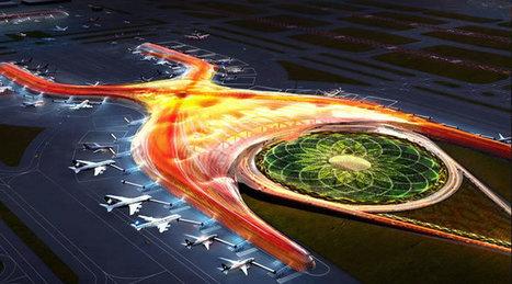 Autoridades lanzan licitación del edificio del Nuevo Aeropuerto de la CDMX | Dirección & Gestión | Scoop.it