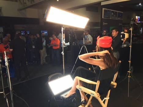 Uniting Cinematography through #light @FLUOTEC #LightWarriors #WeLight | Comunicación, Mercadotecnia, Publicidad y Medios... | Scoop.it