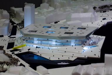 GenèveActive - La plus grande bibliothèque de Scandinavie sera d'un genre nouveau   Architecture et bibliothèque   Scoop.it