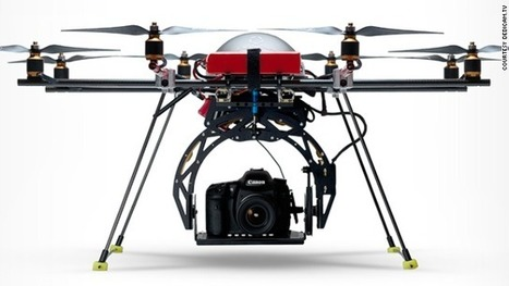 How robotic drones will change our lives as early as 2015 | Amazing Science | Scoop.it