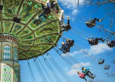 Ambiance futuriste au jardin d'Acclimatation | Vivre Paris | Les malls & autres grands projets | Scoop.it
