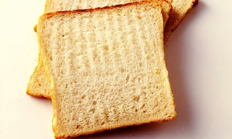 Struggling to shift your rolls of fat? White bread may be to blame | Kickin' Kickers | Scoop.it