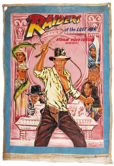 Photos: The Bloody Fantastic Movie Posters Of Ghana   Organic Pathos   Scoop.it