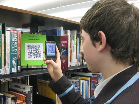 QR Codes on Open Day | Discovery2.0 | Using QR Codes in education | Scoop.it