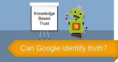 Google's Truth Algorithm: 5 Facts You Should Know | Content Strategy |Brand Development |Organic SEO | Scoop.it