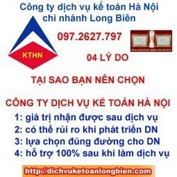 4 lý do chọn dịch vụ kế toán   công ty dịch vụ kế toán Hà Nội   Scoop.it