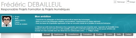 Nouvelle Carte de Visite | formation 2.0 | Scoop.it