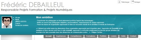 Nouvelle Carte de Visite | eol | Scoop.it