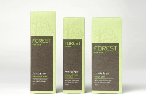InnisfreeForest - The Dieline - | Eco Branding | Scoop.it
