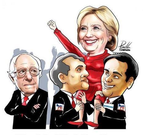 CNA: El Escándalo de la Conspiración Demócrata contra Sanders amenaza la Proclamación de Clinton | La R-Evolución de ARMAK | Scoop.it