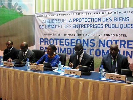 RDC : un atelier pour la protection du patrimoine immobilier de l'Etat menacé de spoliation | CONGOPOSITIF | Scoop.it