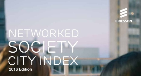 Networked Society City Index 2016 | Smart Cities in Spain | Scoop.it