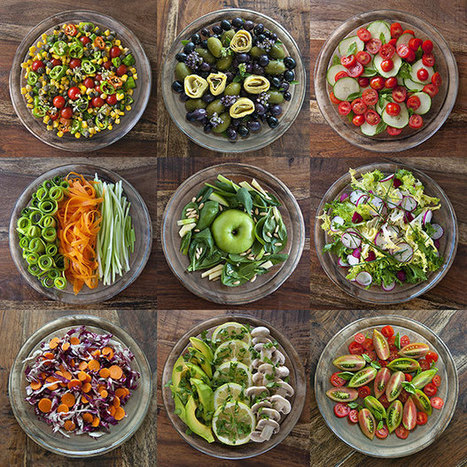 A How-To For Crafting the Ultimate Healthy Salad - SELF | Nutrition and Diabetes | Scoop.it