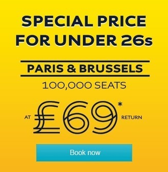 Trains to Paris, Brussels, Disneyland | Deals to Europe - Eurostar | europa 2016 | Scoop.it