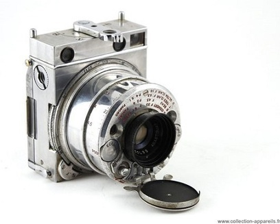 Behold a Beautiful Archive of 10,000 Vintage Cameras at Collection Appareils | Books, Photo, Video and Film | Scoop.it