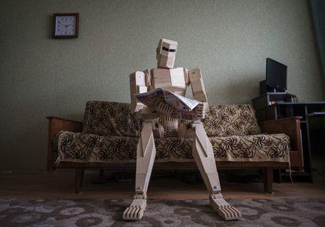 Il giornalista robot | tecnologia | Scoop.it