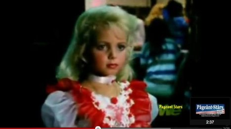 Former Child Pageant Star: Don't Put Your Children Through It   The Negative Effects of Kids in Beauty Pageants   Scoop.it
