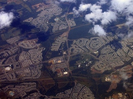 By 2060, the American South Could Be Three Times as Urbanized | GHS Urban Geography | Scoop.it