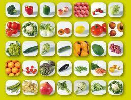 Au moins… 5 portions de fruits et légumes | Fruits, légumes de saison et circuit court | Scoop.it