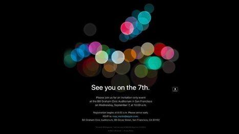 iPhone 7 Launch Event Happening on September 7 | Cydia Tweaks & Jailbreak News | Scoop.it