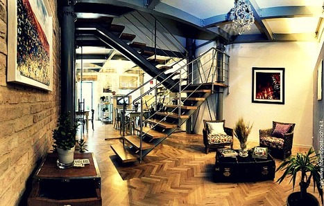 Accommodation in Le Marche: Santomaro b&b sea-loft - Civitanova Marche MC | Le Marche Properties and Accommodation | Scoop.it
