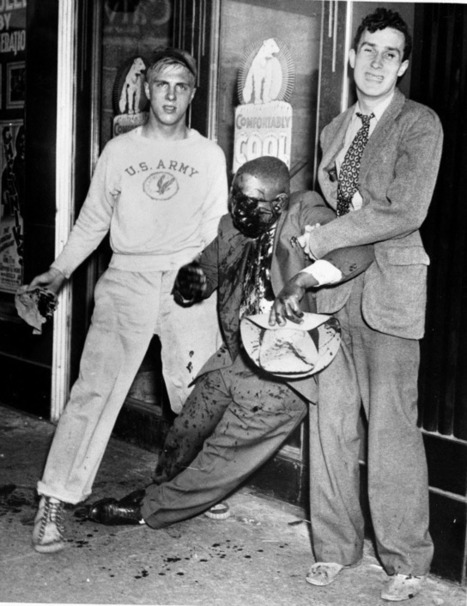 Detroit Race Riots Began On This Day In 1943 | Our Black History | Scoop.it